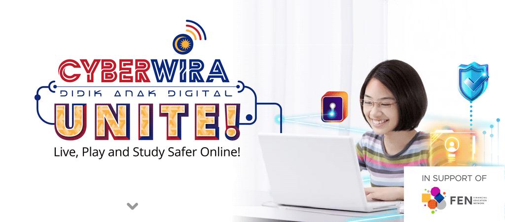 CyberWira Banner